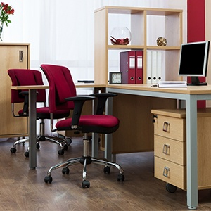 office furniture configuration