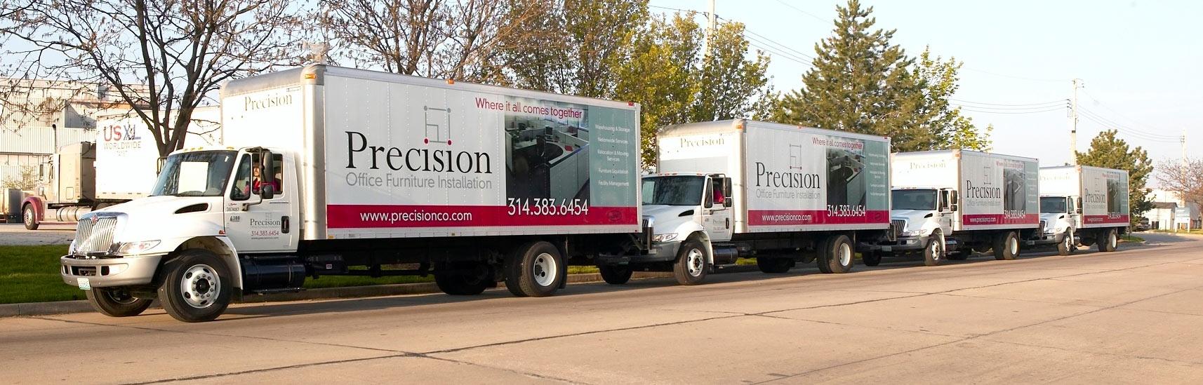 office furniture trucks
